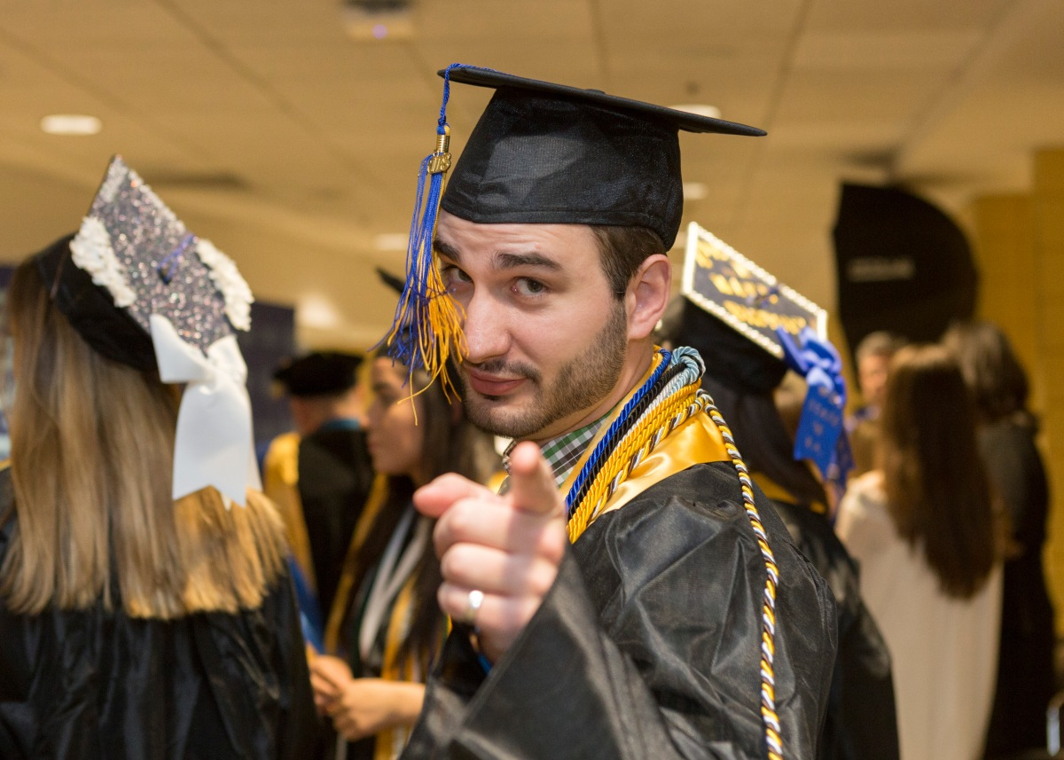 Alumni Feature: Herman Servatius '18 on Leadership in the Community